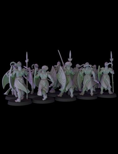 Elven Spearmen